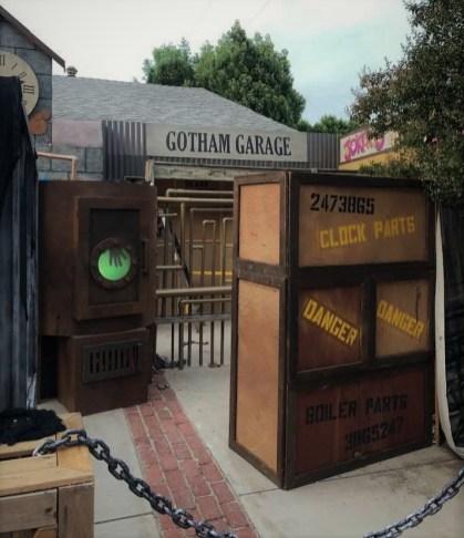 Steamtown Gotham home haunt 2019