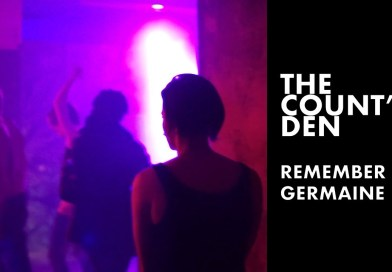 "The Count's Den ""Remember Me Germaine"" (video)"