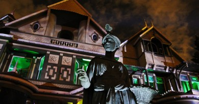 Winchester Mystery House Halloween 2019 Review