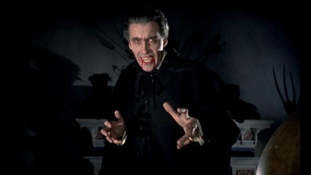 Horror of Dracula Christoher Lee 1958