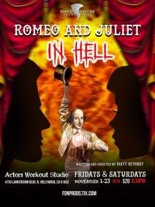 Romeo and Juliet in Hell