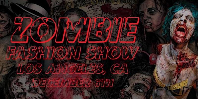 Zombie Fashion Show & Creature Art Exhibit