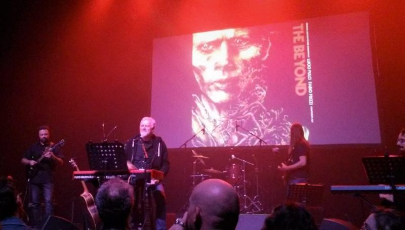 Fabio Frizzie The Beyond Composer's Cut Tour Review