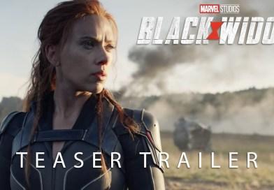Teaser Trailer: Black Widow