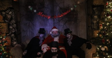 Reign of Terror Ho Ho-Horror Review