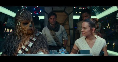 Star Wars: The Rise of Skywalker (Domestic Trailer 3 )
