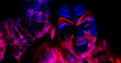 Zombie Joe's Dark Dark Ride Ride Review