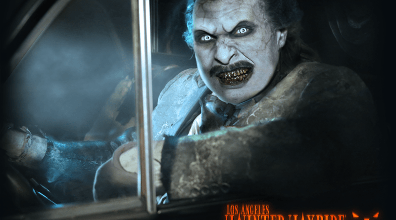 LA Haunted Hayride Live Drive Up Experience Review
