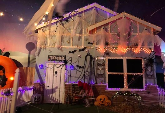Trick-or-Treat stations