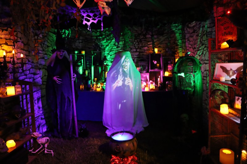 San Gabriel Valley Yard Haunts