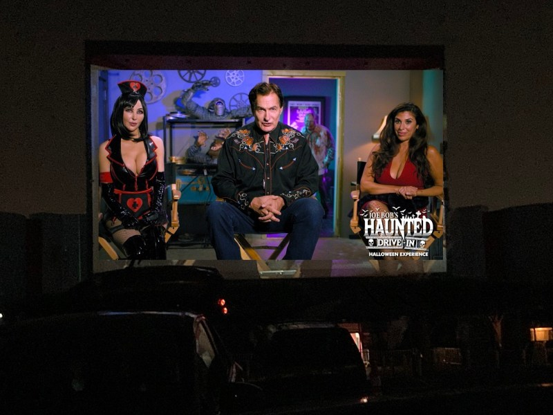 Joe Bob's Haunted Drive-In Review