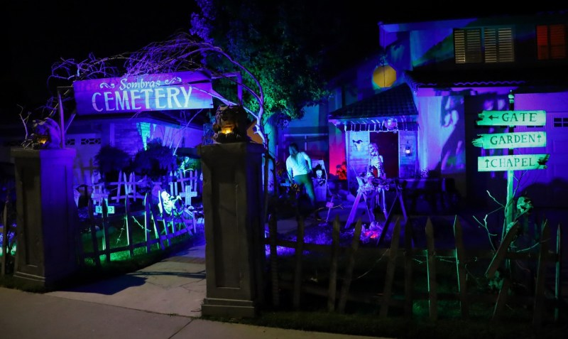 Sombras Cemetery Review