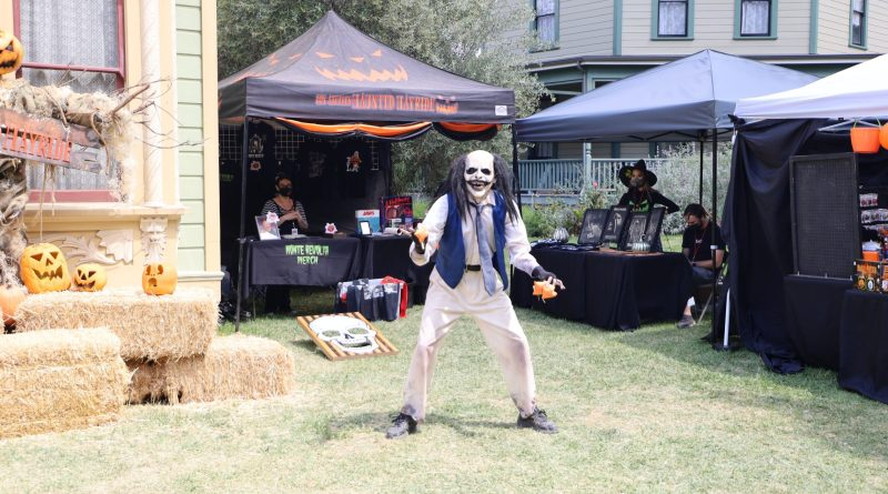 Spooky Swap Meet Debut Photographs 2021