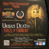 Urban Death: Trail of Torment (Theatre Review)