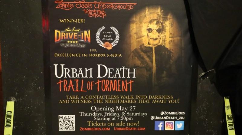 Review ZJU Urban Death Trail of Torment 2021