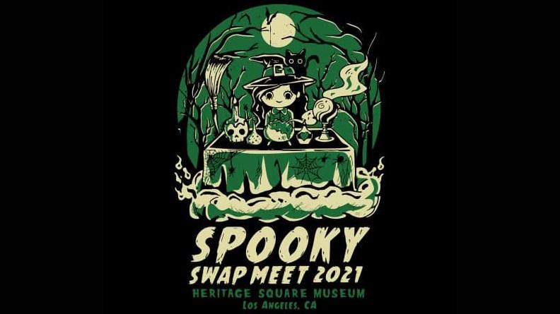 spooky swap meet