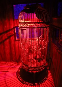 HorrorWorld Chainsaw Massacre birdcage