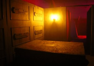 HorrorWorld Chainsaw Massacre crypt2