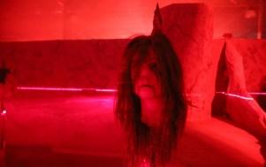 HorrorWorld Chainsaw Massacre fog 2