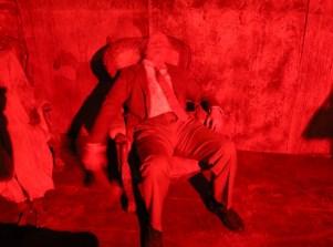 HorrorWorld Chainsaw Massacre grandpa