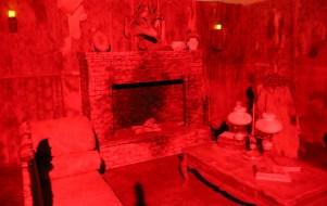 HorrorWorld Chainsaw Massacre living room