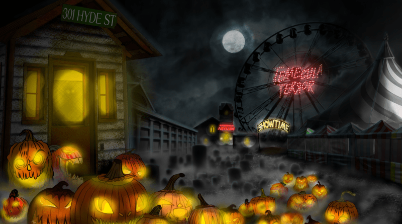 Bloodshed Brothers bringing Terror to Temecula for Halloween 2021