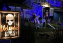 Coffinwood Cemetery Halloween home haunt V2021 video Interview