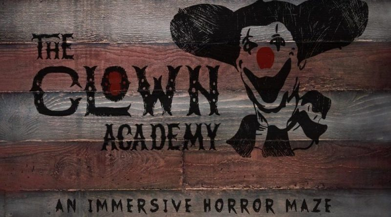 The Clown Academy haunted house review