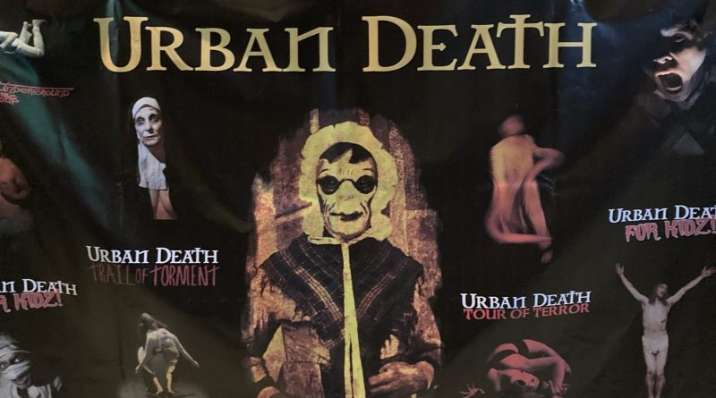 Theatre Review: Urban Death resurrected for Halloween 2021