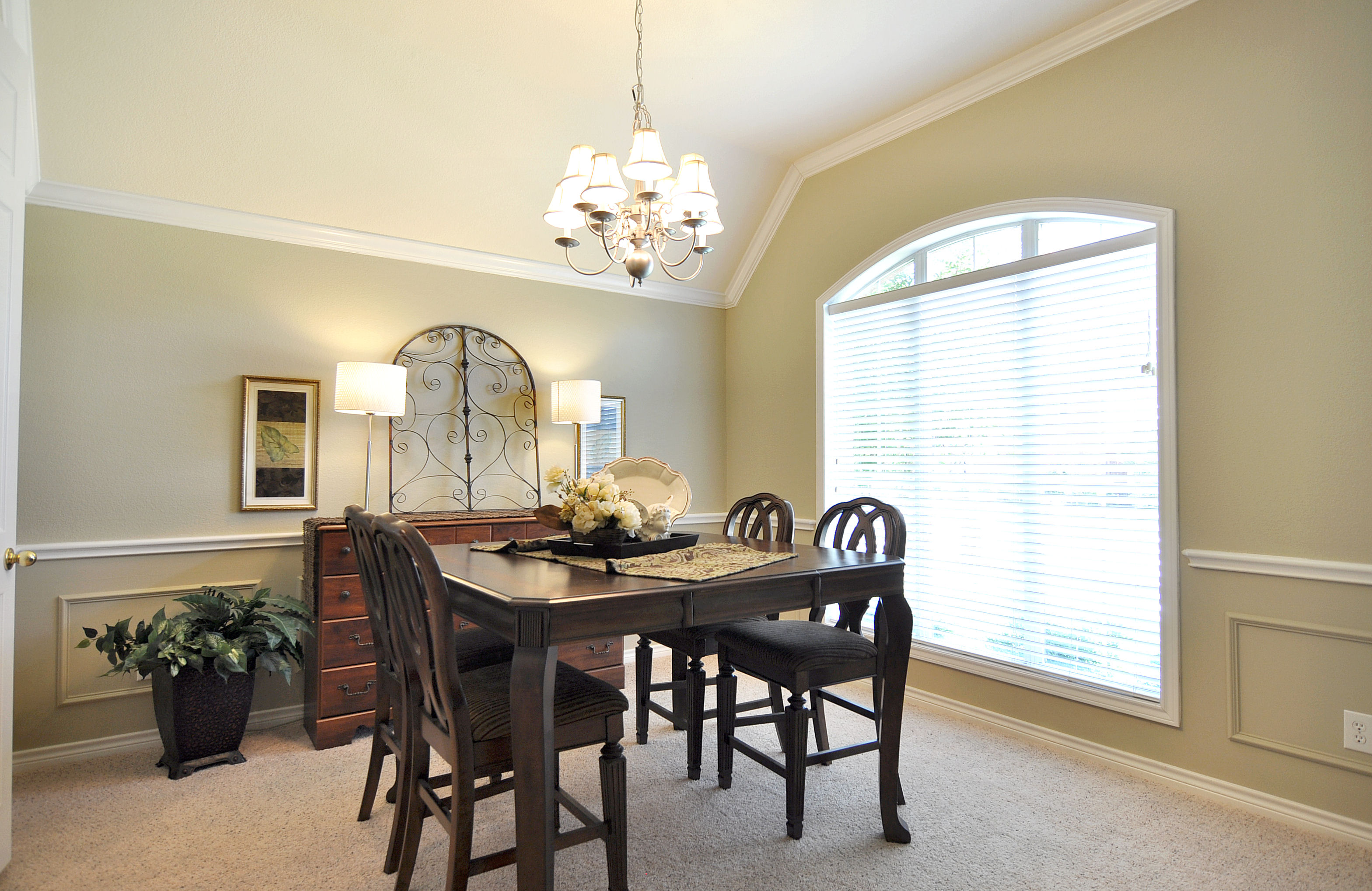 Home Star Staging Staged then ReStaged A Dining Rooms
