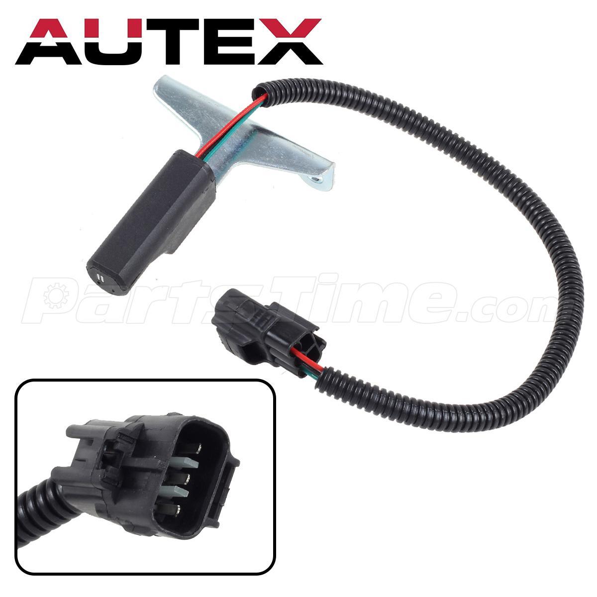 1998 jeep grand cherokee ignition wiring diagram ford 600 12 volt conversion crankshaft position sensor pc127 for 1998-2003 dodge dakota durango ram 1500 | ebay