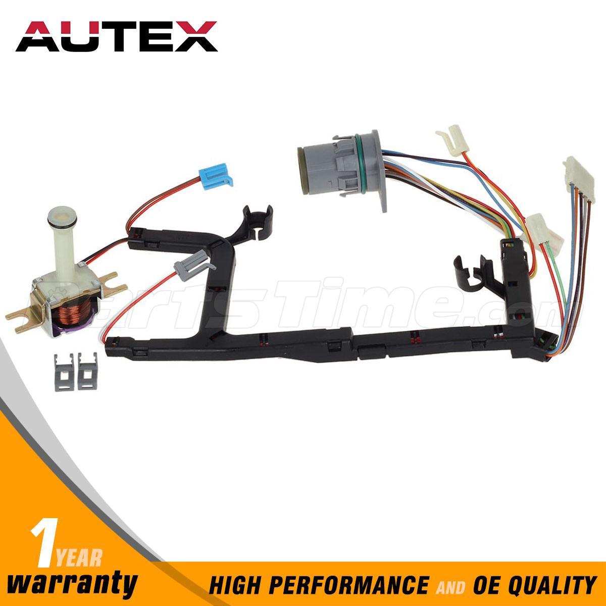 4l60e transmission internal wire harness w tcc solenoid 4l60e wiring harness test 4l60e wiring harness removal [ 1200 x 1200 Pixel ]