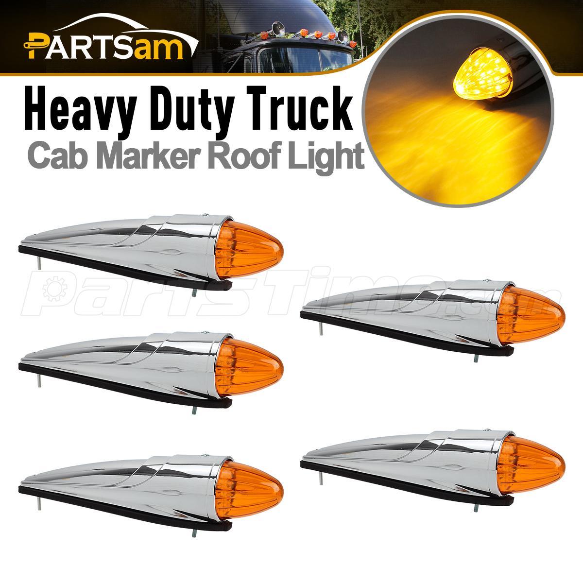 Semi Truck Running Lights