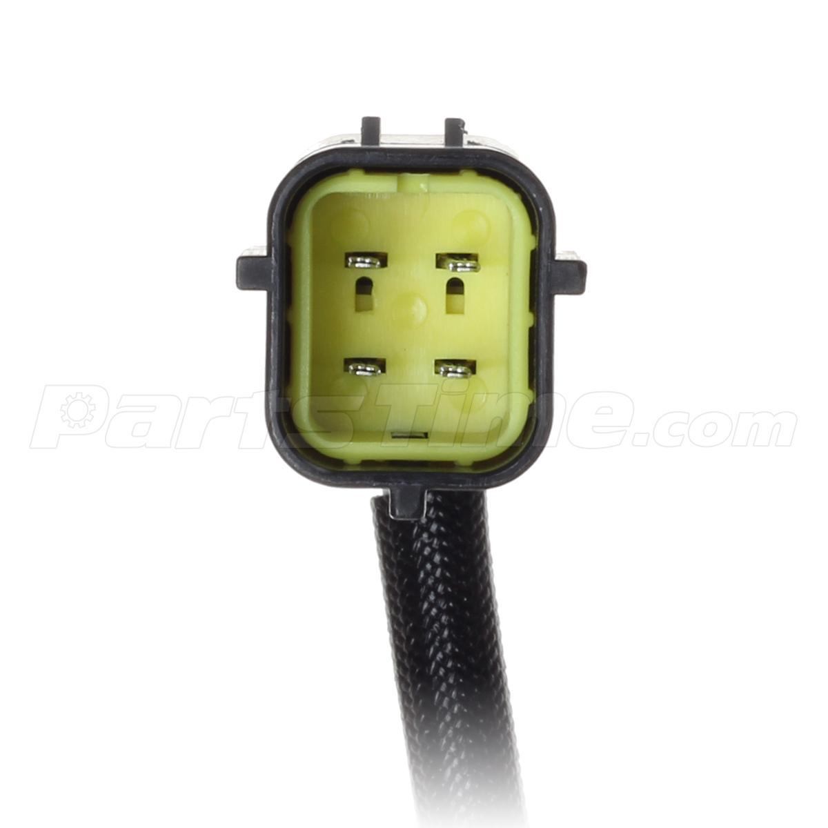 o2 sensor heater vw touareg abs wiring diagram 4pcs heated oxygen 1 2 bank for 2004 mazda 6