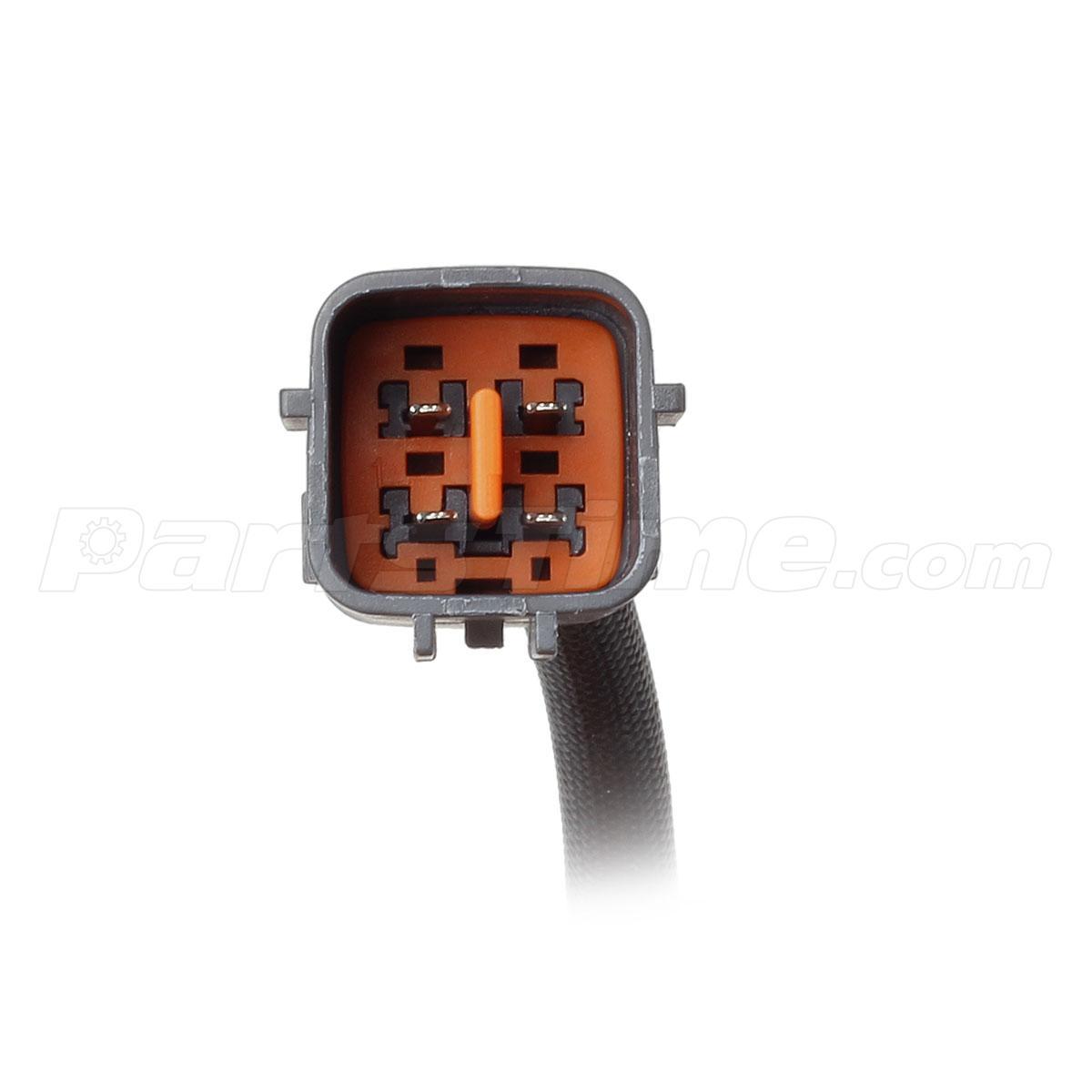 o2 sensor heater gm single wire alternator diagram 4pcs heated oxygen 1 2 bank for 2004 mazda 6