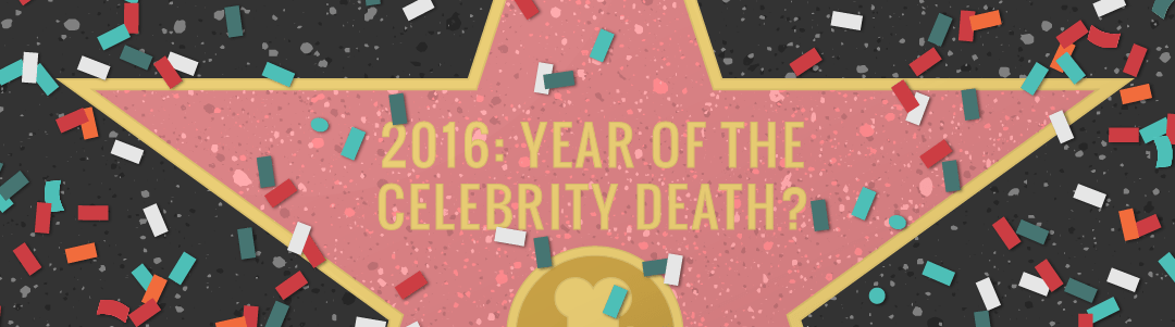 Is 2016 the Year of the Celebrity Death?