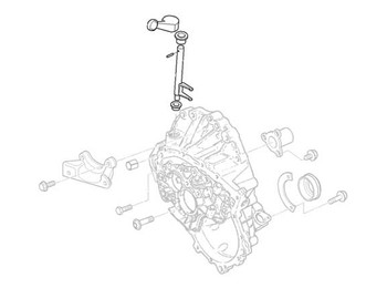 Mini Cooper Clutch Lever Midlands Oem R50 2002-200