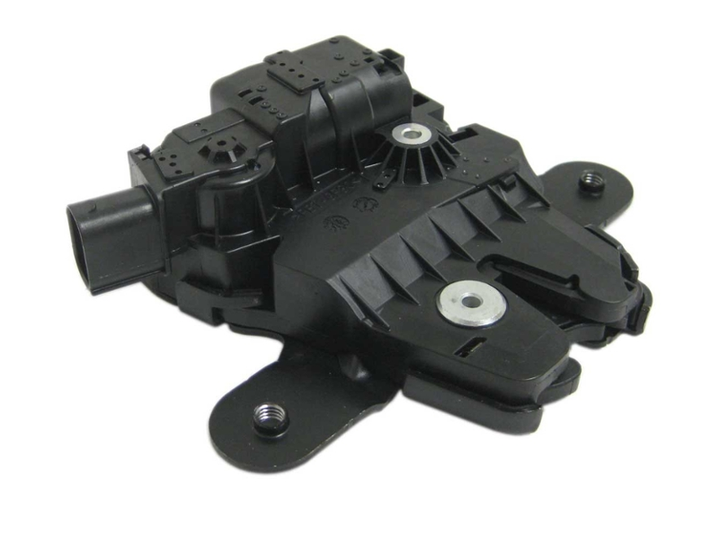 Mini Cooper Trunk Latch Diagram. Mini. Auto Parts Catalog