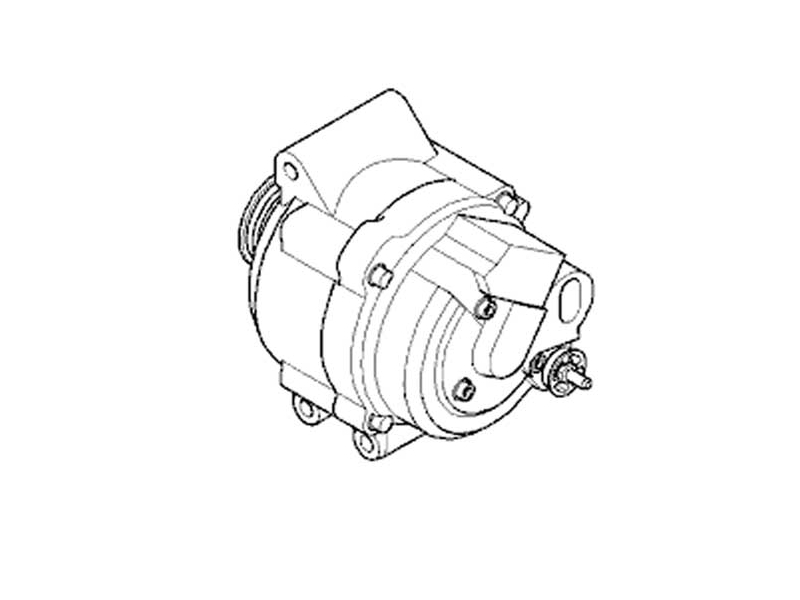 Mini Cooper Alternator Oem Gen1 R52 R53 Cooper S