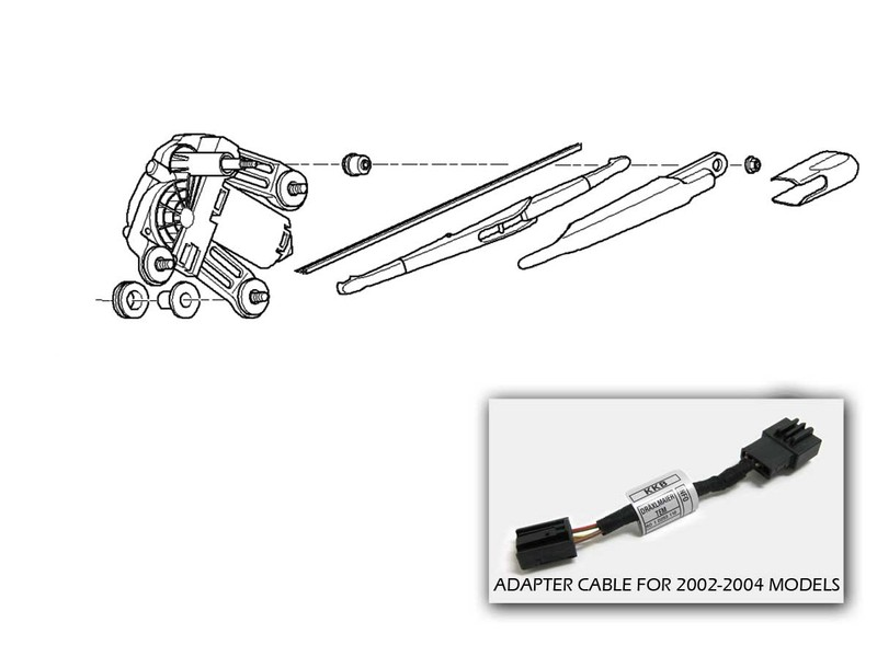 2006 Bmw X5 Rear Wiper Parts Diagram Html