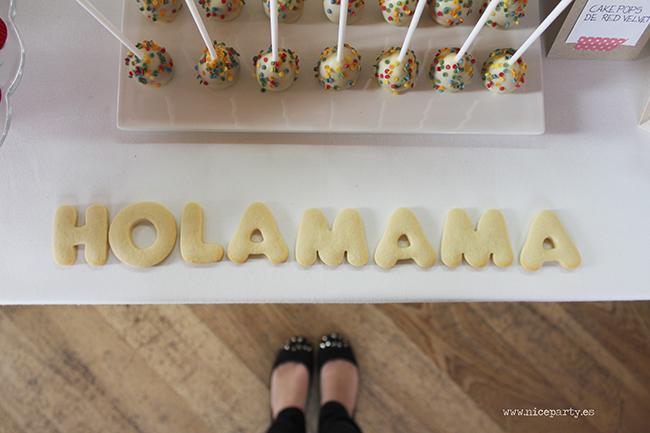 Holamama Store Madrid Nice Party mesa de dulces