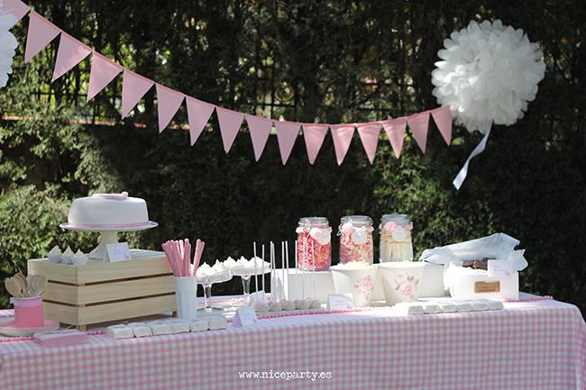 Nice Party cumpleaños conejitos