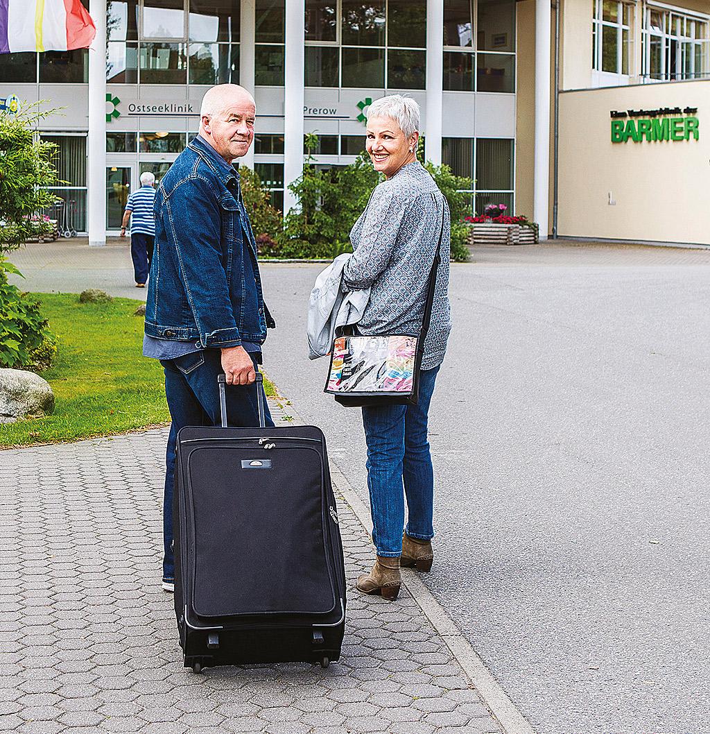 Ostseeklinik Prerow Rehaklinik Für Altersgerechte Rehabilitation
