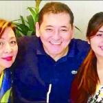 Richard-Merk and family
