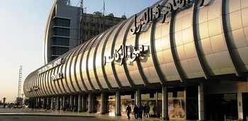 File photo: Cairo International Aiport