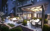 3D Visualization - Anbau Terrace - Architectural ...