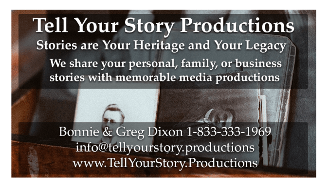 Tell Your Story Productions