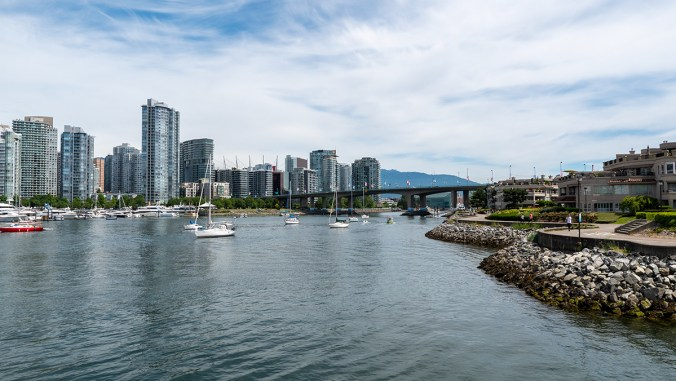 False Creek Vancouver