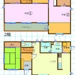 一戸建て賃貸(3SLDK/奈良県奈良市)