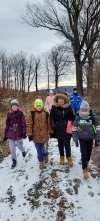Dzieci na łonie natury